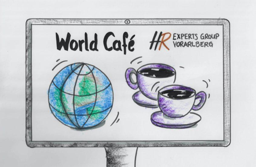 DIGITALWERKSTATT – #I: World Café